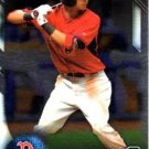 2016 Bowman Chrome Prospects BCP42 - Mauricio Dubon, Boston Red Sox
