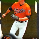 2016 Bowman Chrome Prospects BCP38 - Trey Mancini, Baltimore Orioles