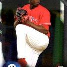 2016 Bowman Chrome Prospects BCP37 - Franklyn Kilome, Philadelphia Phillies