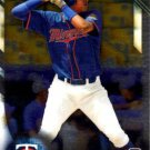 2016 Bowman Chrome Prospects BCP32 - Wander Javier, Minnesota Twins
