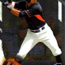 2016 Bowman Chrome Prospects BCP27 - John Norwood, Miami Marlins