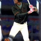 2016 Bowman Chrome Prospects BCP13 - Lucius Fox, San Francisco Giants