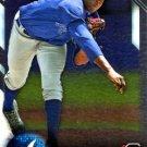 2016 Bowman Chrome Prospects BCP6 - Touki Toussaint, Atlanta Braves