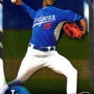 2016 Bowman Chrome Prospects BCP5 - Yadier Alvarez, Los Angeles Dodgers