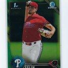 2016 Bowman Chrome Prospects Green Refractors BCP217 - Zach Eflin, Philadelphia Phillies