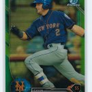 2016 Bowman Chrome Prospects Green Refractors BCP93 - Gavin Cecchini, New York Mets
