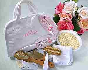 7 Pc Bridesmaid Spa Relief Gift Set