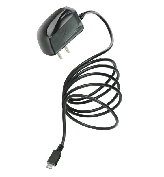 PREMIUM Travel A/C WALL CHARGER for BlackBerry CURVE 8900