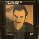 Slim Whitman - The Very Best Of 8-track tape