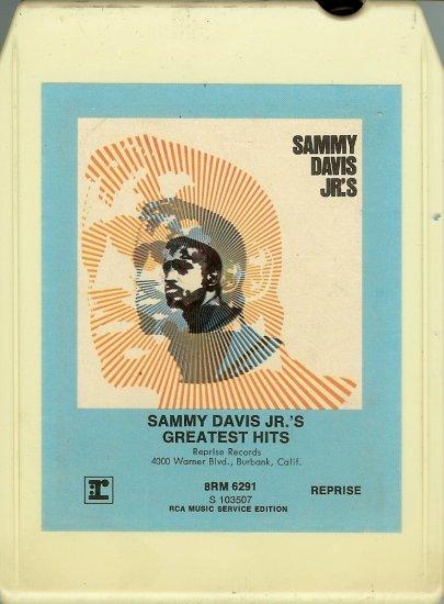 Sammy Davis Jr. - Greatest Hits RCA 8-track tape