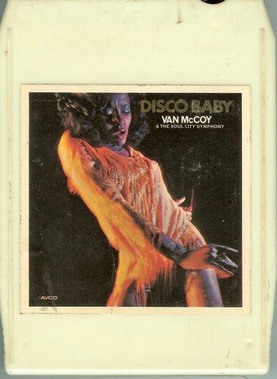 Van McCoy - Disco Baby 8-track tape