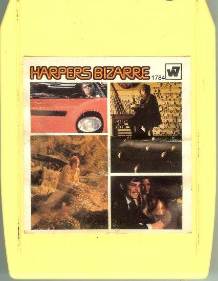 Harpers Bizarre - Harpers Bizarre 4 1969 WB 8-track tape