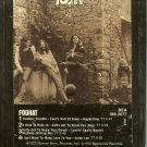 Foghat - Foghat Debut 8-track tape