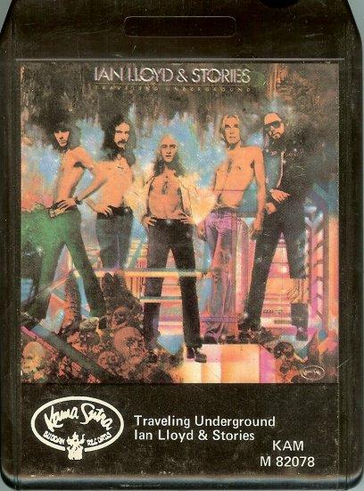 Ian Lloyd & Stories - Traveling Underground 8-track tape