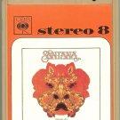 Santana - Festival 1976 CBS ITLN 8-track tape