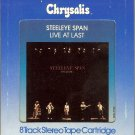 Steeleye Span - Live At Last 1978 CHRYSALIS 8-track tape
