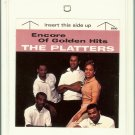 The Platters - Encore Of Golden Hits 1960 MERCURY Re-issue 8-track tape