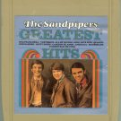 The Sandpipers - Greatest Hits 1970 A&M A29B 8-TRACK TAPE