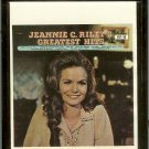 Jeannie C. Riley - Jeannie C. Riley's Greatest Hits 1973 PLT 8-track tape