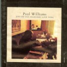 Paul Williams - Just An Old Fashioned Love Song 1972 A&M UK 8-track tape