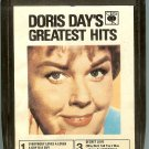Doris Day - Greatest Hits 1965 CBS UK Re-issue 8-track tape