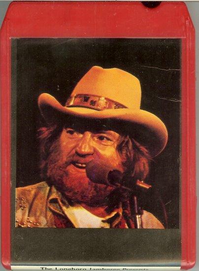 Willie Nelson - The Longhorn Jamboree 1976 PLT 8-track tape