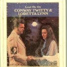 Conway Twitty & Loretta Lynn - Lead Me On 8-track tape