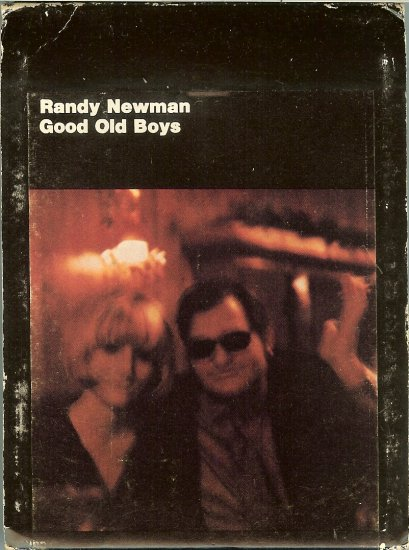 Randy Newman - Good Old Boys 1974 WB 8-track tape