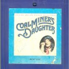Coal Miner's Daughter - Original Motion Picture Soundtrack 8-track tape