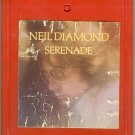 Neil Diamond - Serenade 1974 CBS 8-track tape