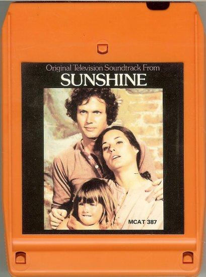 Sunshine - Original Television Soundtrack 1973 MCA 8-track tape