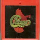 Chicago - Chicago VIII 1975 CBS 8-track tape