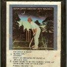 Elton John - Greatest Hits Vol 2 1977 MCA 8-track tape