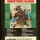 The Beach Boys - Christmas Album 1964 CAPITOL Re-issue 8-track tape