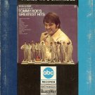 Tommy Roe - 12 In A Roe Greatest Hits 1970 AMPEX ABC 8-track tape