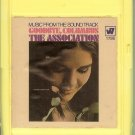 The Association - Motion Picture Soundtrack from Goodbye, Columbus 1969 WB 8-track tape