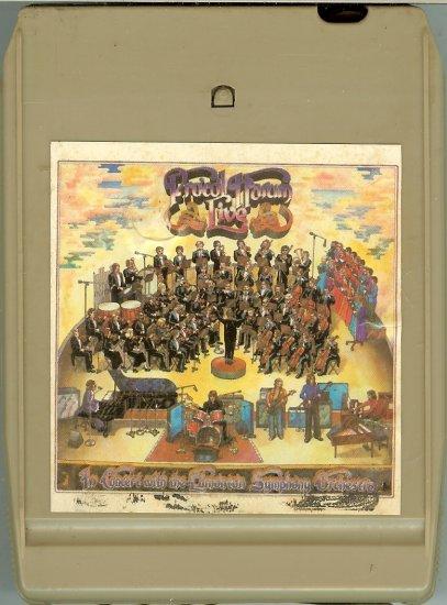 Procol Harum - Live 1972 A&M A18A 8-track tape