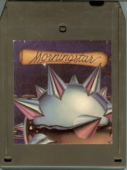 Morningstar - Morningstar 1978 CBS 8-track tape