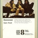 Donovan - Open Road 8-track tape
