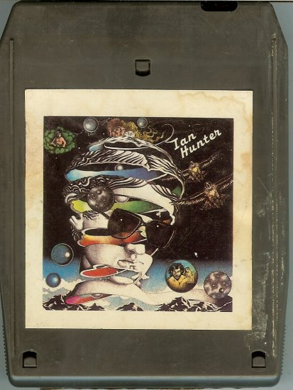 Ian Hunter - Ian Hunter 8-track tape