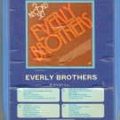 The Everly Brothers - Everly Brothers 1974 GRT 8-track tape