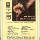 Mikis Theodorakis -  The Best Of Theodorakis 1976 MINOS GR 8-track tape