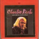 Charlie Rich - Very Special Love Songs 8-track tape