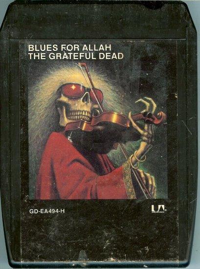 Grateful Dead - Blues For Allah 8-track tape