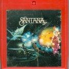 Santana - Santana III 1971 CBS TC8 8-track tape