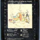 Crosby, Stills, Nash & Young - So Far 8-track tape