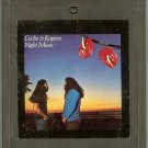 Cecilio & Kapono - Night Music Hawaiian 8-track tape