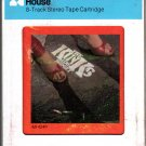 The Kinks - Low Budget 8-track tape