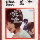 Wanda Jackson - The Many Moods Sealed 8-track