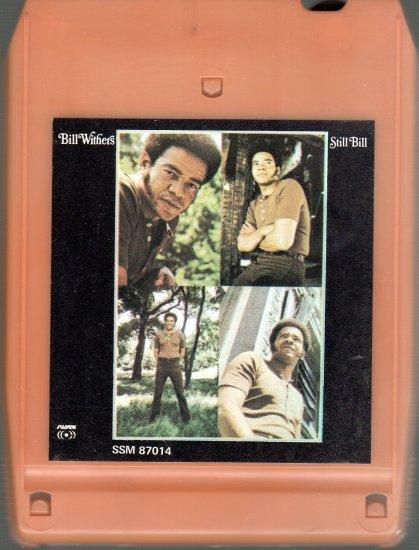 Bill Withers - Still Bill 8-track tape